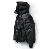Wholesale Canada Long Down Coat - 2017 Canada New Arrival sale men's Down parka Macmillan Black Navy Gray Jacket Winter Coat  Parka Fur sale With Free Shipping