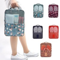 Wholesale Storage Cases For Clothes - Fabric Makeup Cases Travel Cosmetic Bag Clothes Waterproof Makeup Bags for Home Travel Storage Cosmetic Cases