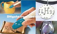 Wholesale Electric Machine Tool Metal - DIY Electronics Engraving Pen Engrave Engraving tool Electric Carving Pen Machine Graver Tool Engraver