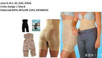 Wholesale Spandex Body Shaping - New California Beauty Slim Lift Extreme Body Shaper Body Shaping Garment slimming pants suit OPP PACKING