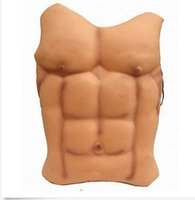 Wholesale Muscle Fake - Halloween props Cosplay makeup halloween funny dress -Fake muscle