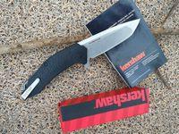 Wholesale kershaw survival knives - Drebo Version Kershaw 3840 Flipper knife pocket knives Camping Tool 8Cr13MoV blade With nylon handle Tactical survival hunting knives