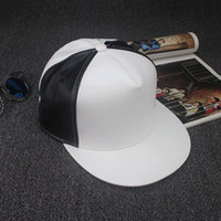 Wholesale hater leather resale online - snapback hats custom snapbacks hat Cayler Sons HATER caps mix order drop shipping professional Caps Factory