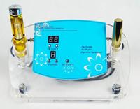 косметическая машина для мезотерапии оптовых-Машина AU-49 красотки оборудования внимательности кожи mesotherapy иглы промотирования Кристмас свободная лицевая