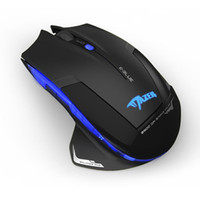Wholesale e games online - High quality E Blue Mazer Type R DPI Wireless G Optical LED Gaming Game Mouse