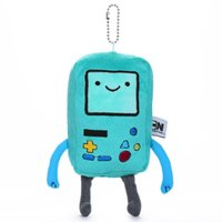 "Wholesale Beemo Toy - Wholesale-Adventure Time BMO Beemo Plush Toy Soft Stuffed Doll 7"" 18CM Free Shipping ANPT256"