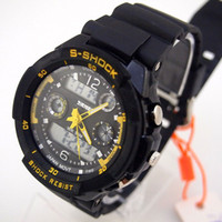 Wholesale Electronic Sport Stopwatch - SKMEI 0931 Foreign Student Movement Silicone Electronic Luminous Watch Alarm Clock Men Watch Selection of Colorless