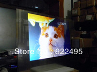 Wholesale Holographic Glass Film - Wholesale-1.524m*2m Grey rear projector film, Portable projector screen, Holographic glass windows film, Free shipping