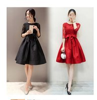 Wholesale Ladies Long Dresses Sale - Hlot sale Women sexy night dresses, summer panelled long sleeve LADY dress Free Shipping