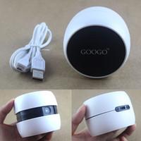 Wholesale Googo Webcam - Wholesale-Googo Wifi Camera Monitor Wireless Portable Monitor Camera Webcam For ios & android Smartphone H.264 Night Vision