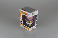 Funko pop Dragon Ball Majin Buu Pvc Action-figuren 13 Cm Dragon Ball Z Sammeln Modell Spielzeug Puppe Figuras Dbz Dragon Ball Majin Buu Pvc