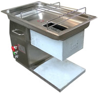 Wholesale Chop Cut - Wholesale - Free shipping Hot sell 110 220 240V QH meat slicer, QH meat cutting machine, meat cutter, Widely used in the restaurant