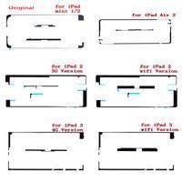 Wholesale Ipad 3g Touch - 100% Original Genuine Touch Screen Adhesive Sticker Strip for iPad mini 2 3 4 Air 5 ipad 6 3G 4G WiFi Free shipping