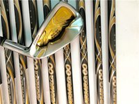 Wholesale Beres Golf Clubs - 4 Star Honma IS-05 Irons Honma Beres S-05 Golf Irons Honma Golf Clubs 4-11AwSw R S SR-Flex Graphite Shaft Shaft DHL Free Shipping