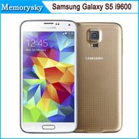 "Wholesale Usa Cellphone - Refurbished Original Samsung Galaxy 5.1"" S5 i9600 G900F G900V G900A G900T G900P Quad Core 2GB 16GB 4G LTE ATT T-mobile USA EU Unlocked"