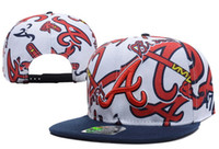 Wholesale Wholesale Snapback Hats Atlanta - New Caps 2015 Baseball Snapback Caps 47 Hats Atlanta Cap Mix Match Order All Caps in stock Top Quality Hat