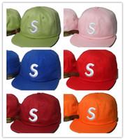 venda de bonés de marca venda por atacado-Boa Venda Por Atacado 2019 hip hop marca de golfe de beisebol pai gorras 5 painel de diamante osso Último Reis snapback Tampas Casquette chapéus para mulheres dos homens