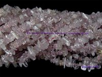 Desconto de atacado Natural Rose Purple Pink Kunzite Nugget Chip Loose Beads Free Form 3x7mm Fit Jewelry Necklace Bracelets 16
