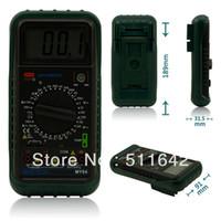 Wholesale Mastech My64 - MASTECH MY64 Digital Multimeter AC DC Voltage Current HZ Frequency Temperature Tester Meter