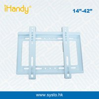 Wholesale Lcd Plasma Stands - FW0632 LCD LED Plasma fixed wall mount TV stand bracket suitable for 14''-32''