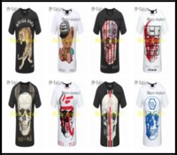 Wholesale Jersey Cotton Tees - Jersey Hip Hop Gym 3D T Shirt For Men Summer Fashion Clothing Skulls Tshirt Medusa Casual Slim Fit Tees Hombre Camisetas Diamond T-Shirts