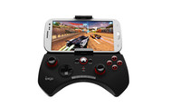 Wholesale Ipega Bluetooth Controller Android - Ipega PG 9025 Wireless Bluetooth Game Games BT Controller Multimedia Gamepad for Android iOS For iPhone ipod For Samsung Galaxy