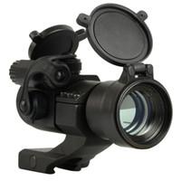 Wholesale Shotgun Sight Green Dot - Tactical Holographic Red Green Dot Rifle Scope Sight Scope Picatinny Rail M2 for Shotgun Rifle Hunting VE086