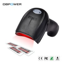 Wholesale 35mm Film Wholesale - Wholesale- DBPOWER Wired Laser Barcode Scanner Portable Handheld 1D 35mm Scaner Reader 4mil film Warehouse Book supermarket Retail Store
