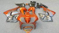 Wholesale Cbr 919 Fairings - Fairing kit for HONDA CBR900RR 98 99 CBR 900RR CBR900 CBR 900 RR 919 1998 1999 orange grey black Fairings set+7gifts HG87