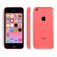 "Wholesale Original Iphone 8gb - 100% Original Refurbished Apple iPhone 5C Cell phones 8GB 16GB 32GB dual core WCDMA+WiFi+GPS 8MP Camera 4.0"" Smartphone US Version 002849"