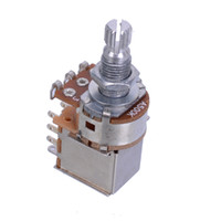 Wholesale Control Potentiometer - A500K Pull Push Guitar Control Pot Potentiometer Guitar part MU0900