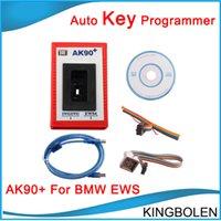 Wholesale Ews Key Programmer - AK90 Key Programmer AK90+ For All BMW EWS Newest Version V3.19 Free Shipping