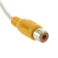 vga cable out achat en gros de-VGA vers TV Convertisseur S-Vidéo / RCA OUT Câble Adaptateur Connecteur HDDB15 15 broches Tout Neuf