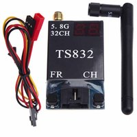 Wholesale NEW Boscam TS832 Ch G mw km Wireless Video Video Transmitter for FPV RC