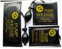 Wholesale Airbag For Car - Genuine KLOM AUTOMOTIV Tool AirBag Vices pump Wedge For Car Door Windows Black