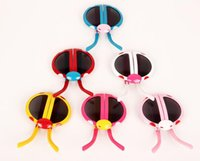 beatles großhandel-2016 bunte Kinder sonnenbrille Cartoons Falten die beatles marienkäfer Baby kinder UV400 sonnengläser Fabrik direktverkauf
