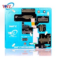 """Wholesale Motherboard Speeds - Original WL STT Fast Speed Test Fixture and Testing Jig for iphone 6 6G 4. 7"""" Motherboard Testing Quick Refurbished Tool"""