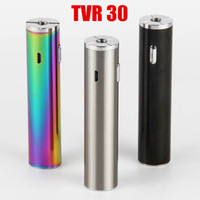 Wholesale Production Battery - Hottest TVR 30W Mod Battery With USB Passthrough TVR 2200mah Electronic Cigarette Battery Cloud Vapor Production Vs istick 50W DHL Free