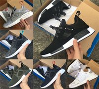 Nuovi NMD XR1 Runner Olive Green Runner Duck Camo 3 Sport Uomo Sportivi Walking Running Scarpe Suede Pack Boost Sneakers