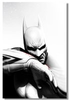origin graphics - Batman Arkham City Origin Classic Fashion Movie Style Custom Poster Print Size x60 cm Wall Sticker