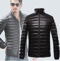 Wholesale Winter Coats Norway - New Fashion brand Norway Geographical duck down thicken hooded winter jacket men outdoor plus size coat parkas