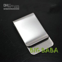 Wholesale Stainless Steel Money Clips Wholesale - stainless steel money clip,fashion money clip,Hotsale money clip,High quality stainless st