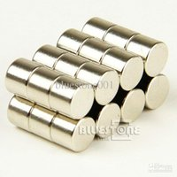 Wholesale Circular Disc Magnets - 6pcs lot Disc Round Circular Cylinder Magnet D25 x 20mm N35 Rare Earth Neodymium 25*20mm