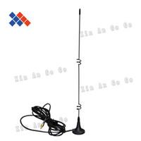 Wholesale E353 Antenna - Wholesale-7DB 3G antenna for HUAWEI EC315 E355 E367 E3131 E353 CRC9 connector +base