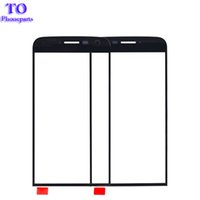Wholesale Original For LG G5 H850 H840 H860 RS988 Front Outer Glass Lens Touch Screen Panel Black