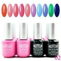 ingrosso uv nail polish perfetto estate-All'ingrosso-perfetto estate Soak Off Gel Polish 240 colori vendita calda gel per unghie UV gel duraturo