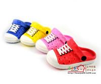 Wholesale Pvc Children Slippers - 2016 summer pretwork children shoes girls boys shoes breathable kids slippers boys girls sandals comfortable kids beach shoes