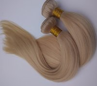 Hot Selling Cheap Grade 7A Long Straight Peruvian Hair Weave Bundles Natural White Color Unprocessed Peruvian Hair Silk Straight Wefts