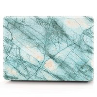 Wholesale laptops 11.6 online - Marble Oil painting Case for Apple Macbook Air Pro Retina inch Touch Bar Laptop Cover Shell