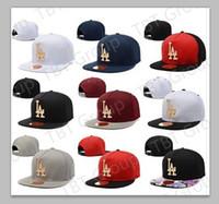 Wholesale Dc Snapback Hats - Wholesale-2015 Hot Sale Snapback Hat Metal NJR Bone Adjustable DC Sport Diamond Flat For Men Women Baseball Hip-Hop Cap LA Free Shipping